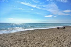belek pláž